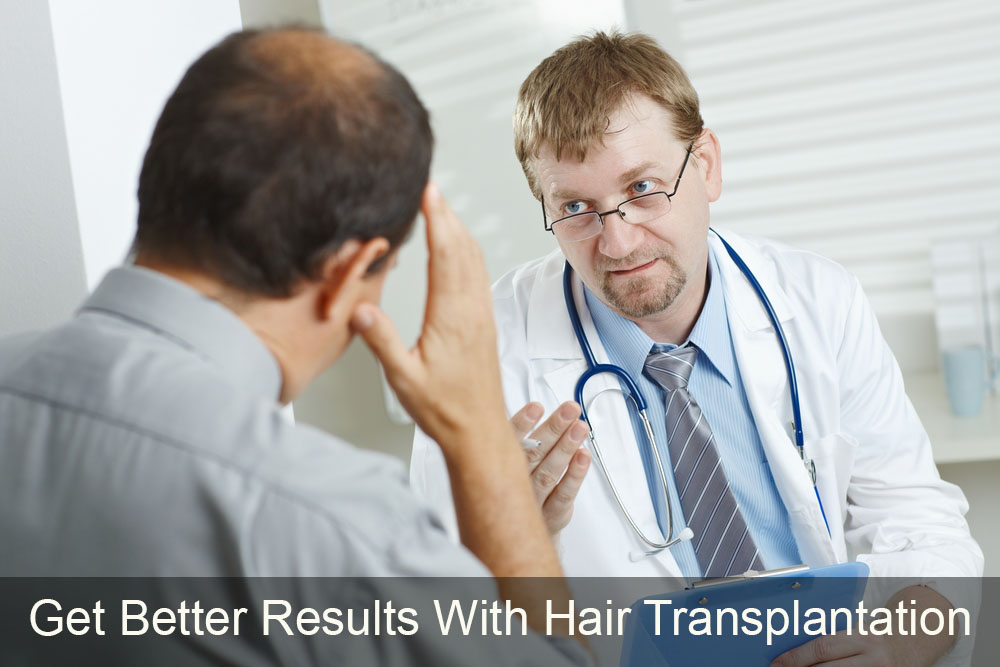 Hair Transplantation Results