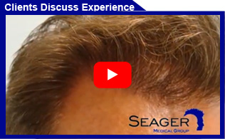 Seager Hair Transplant Clinic Client Results Video